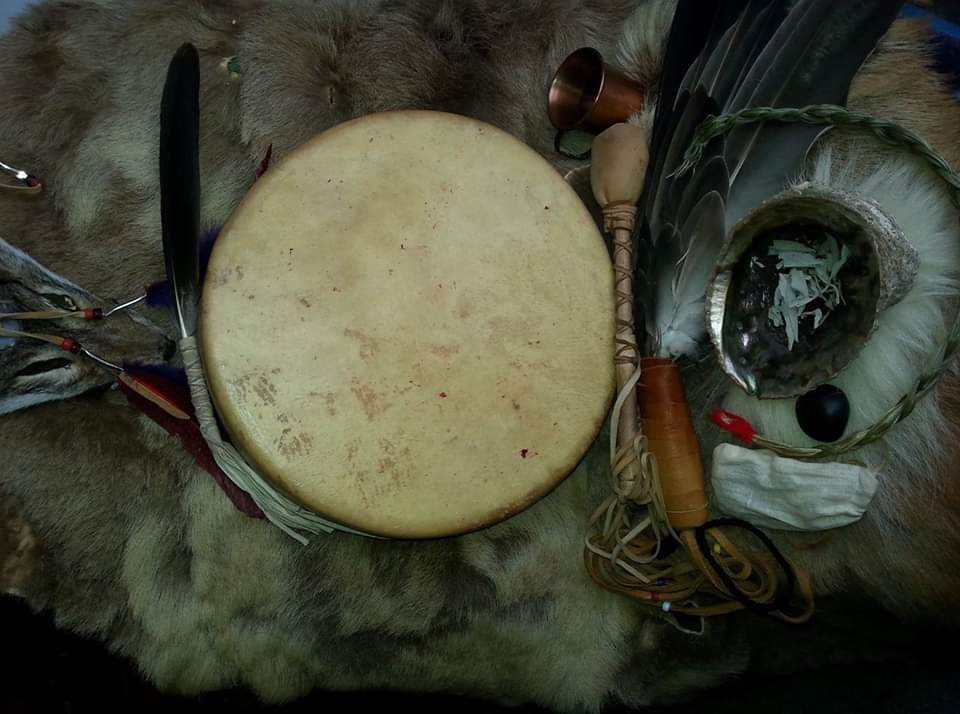 Healing With Drum & Song - Full Moon Celebration